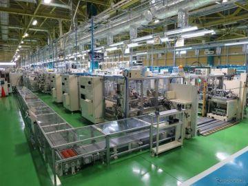 ジェイテクト、新しい電動パワステの生産ラインを公開…レクサス LC 向けなど