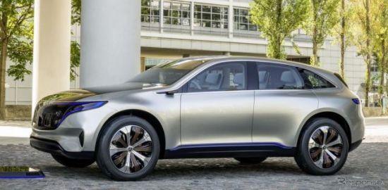 ダイムラー、北京汽車との戦略的提携を強化…EVの生産準備