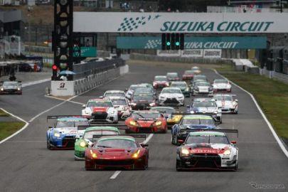 【スーパー耐久 第3戦】混戦となった4時間決勝レース、ST-XはY's distraction GTNET GT-Rが優勝