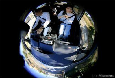 【用品大賞2017】ドラレコ機能付き全天周360度カメラ「d'Action 360」、グランプリ受賞