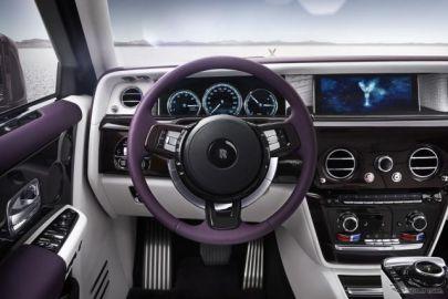 ロールスロイス ファントム 新型、先進運転支援システムとコネクト充実