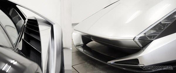KEN OKUYAMA、「Kode ゼロ」初公開予定…V12のワンオフスーパーカー