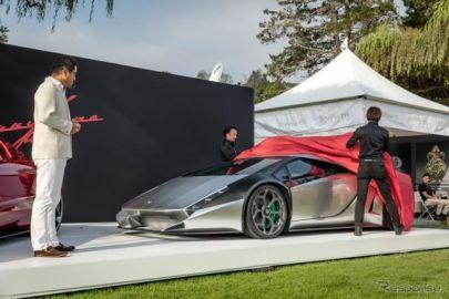 KEN OKUYAMA、「Kode ゼロ」発表…700馬力のスーパーカーは1台限り