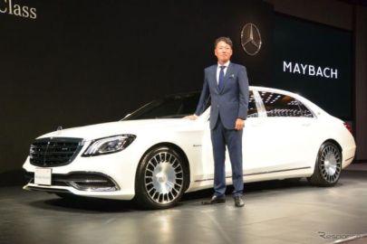 【メルセデスマイバッハ Sクラス 新型】「量産車として世界最高の後席の静粛性を実現」
