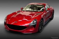 英TVRが復活、グリフィス の名も16年ぶり2度目の復活…新型スポーツカー