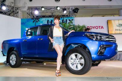 トヨタのSUVシリーズが増強、本格オフローダーが4モデル編成に