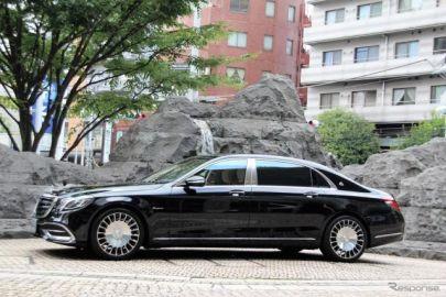 【メルセデスマイバッハ Sクラス 新型】ショーファーカーでは最高の安全技術を搭載