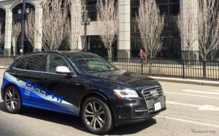 デルファイとブラックベリーが提携…自動運転車向けOSを共同開発