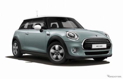 外国メーカー車モデル別ランキング…MINIが2期連続で1位 四半期
