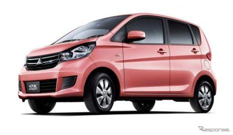 三菱 eKシリーズ、安全装備の採用グレード拡大…ナビプレゼントの特別仕様車も設定