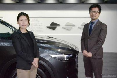 マツダ CX-8 のコンセプト「TIMELESS EDGY」をデザイナーが解説