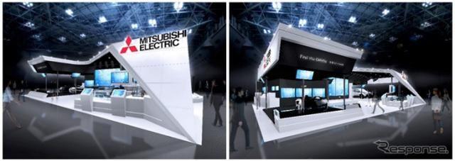 【東京モーターショー2017】三菱電機、次世代技術搭載の EMIRAI4 など紹介予定