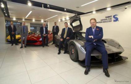 英国スポーツカー、2020年までに生産6割増加…英自工会見通し