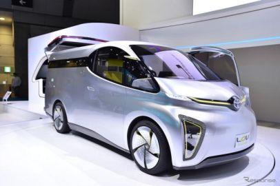 【東京モーターショー2017】トヨタ車体 LCVコンセプト…次期ハイエースか?アルファードか?[詳細画像]