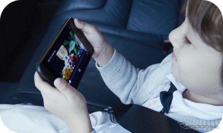 シートベルトを外すとゲームアプリがロックされるデバイス…クラウドファンディング募集
