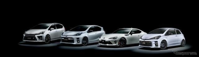 トヨタ、究極のヴィッツなど「GR」シリーズ4車種を発売…新ブランド第1弾