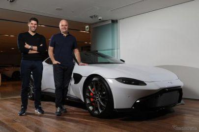 アストンマーティン ヴァンテージ 新型はよりスポーツカーたるものに[インタビュー]