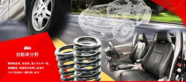 ニッパツ、ハンガリーの自動車用懸架ばね生産工場を増強