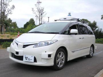 運転手なし、一般車両混在する公道で自動運転「レベル4」実証…愛知県が一番乗り