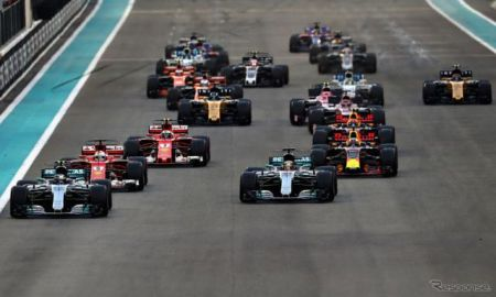 【F1】2018年シーズンのレースカレンダーが確定、2年ぶりに全21戦開催