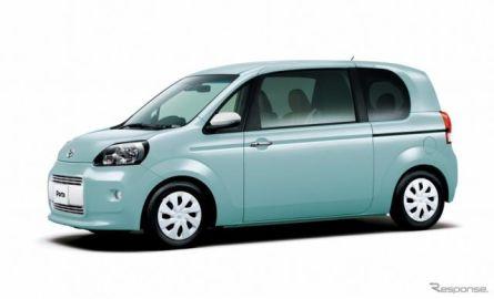トヨタ ポルテ/スペイド、スマートエントリーパッケージを全車標準装備…特別仕様車も設定