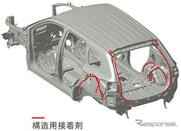 JFEスチール、自動車車体初の接合位置最適化技術を開発…三菱自動車が採用