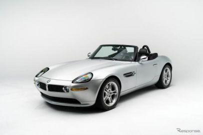 スティーブ・ジョブズ氏のBMW Z8、32万9500ドルで落札…新車当時の2.5倍