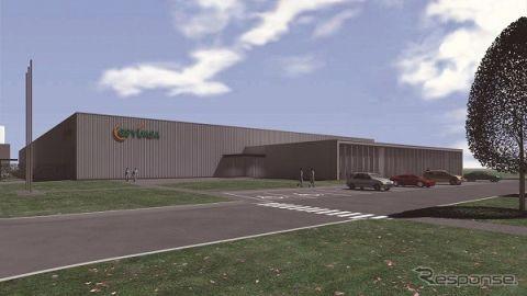 GSユアサ、ハンガリーにリチウムイオンバッテリー工場を建設