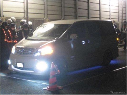 今年もやります、東京オートサロン2018周辺道路で不正改造車を排除する特別街頭検査…1月14日