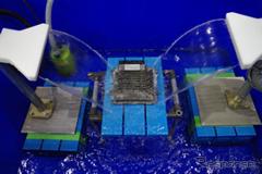 OKI、ADASセンサーのスプラッシュウォーター衝撃試験サービスを開始…オートモーティブワールド2018にも出展
