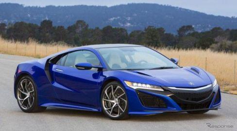 日本のスポーツカーの米国販売、NSX と ロードスター が増加 2017年