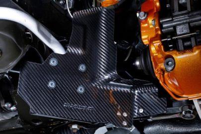 ニスモ、R32・R33 GT-R 用カーボンブレーキエアガイド発売…冷却効果20%増