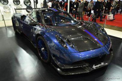LCだ、AMG GTだ、パガーニ・ウアイラだ! ホイールのTWS…東京オートサロン2018詳細画像