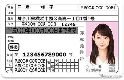 証明書の顔写真をきれいに、背景色を「ナデシコピンク」に---日産とDNPが共同開発