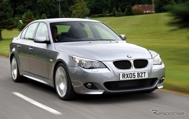 BMW5シリーズ5代目
