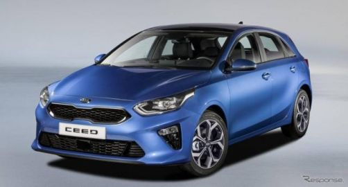 キアの主力小型車、シード 新型を発表予定…ジュネーブモーターショー2018