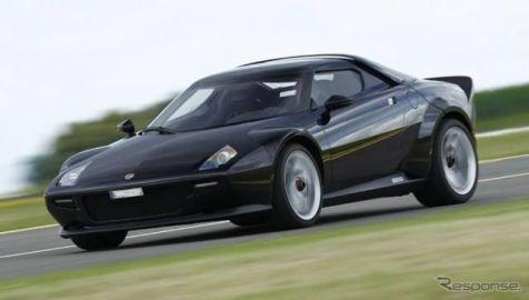 ニュー・ストラトス を限定生産へ…フェラーリ・ベースのワンオフから