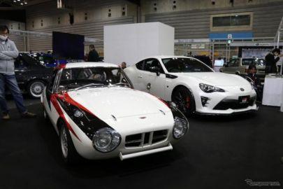 800も86も、トヨタのスポーツは水平対向エンジン…ノスタルジック2デイズ