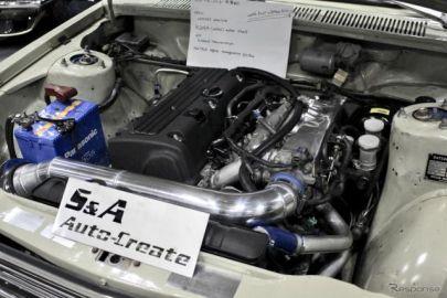 510ブルにこんなエンジン乗っけちゃいました!…ノスタルジック2デイズ