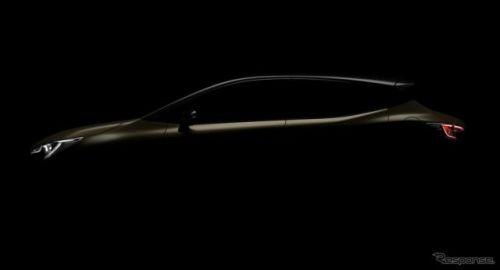 トヨタ オーリス 新型、新開発ハイブリッド搭載…ジュネーブモーターショー2018で公開へ