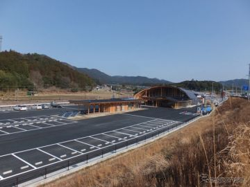 高速道路から一時退出して利用できる「道の駅」、全国13か所で実証開始 3月24日