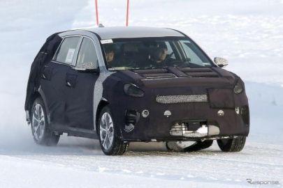 韓国製EV、低価格でテスラ対抗か…ヒュンダイ「ニロEV」市販型を初スクープ