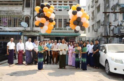 ビィ・フォアード、右ハンドル車全面輸入禁止のミャンマーに新オフィスを開設