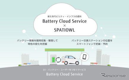 FOMMと富士通、小型EV向け「バッテリークラウドサービス」共同開発へ