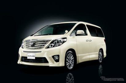 トヨタ、アルファード など24万9000台を追加リコール タカタ製エアバッグ