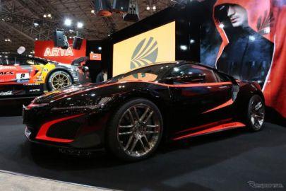 ARTA×WORK、NSX専用鍛造ホイール発売へ SUPER GTで培ったテクノロジーを結集