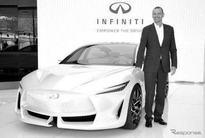 インフィニティ、中国販売の5割以上を電動化へ…北京モーターショー2018で発表
