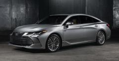 トヨタ アバロン 新型、最新セーフティセンス標準で5月発売へ…3万5500ドルから