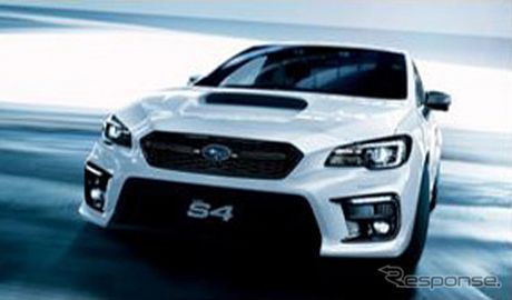 スバル WRX S4、安全性能向上…STIにはサンルーフをオプション設定