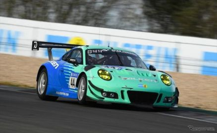 ファルケン、ニュル24時間に今年も2台体制で参戦…ポルシェ911 GT3R と BMW M6 GT3